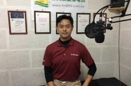 南科贊美酒店 黃志佳總經理 專訪