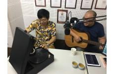 當百年曲盤遇見木吉他-專訪黃士豪、陳景昭