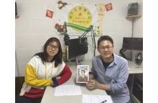 專訪蠢羊《台灣名人傳記漫畫-湯德章》