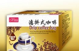 臻品濾掛式咖啡隆重上市